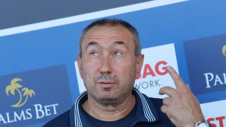 Мъри Стоилов: Левски трябва да играе за победа, няма място за отстъпление!