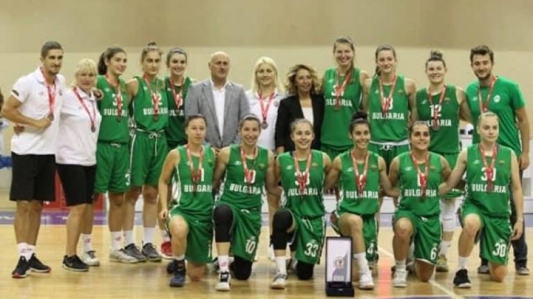 Баскетболистките до 20 години на 1/2-финал в Косово