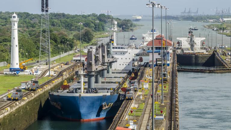 Консорциумът от строителни компании, извършил разширяването на Панамския канал, трябва