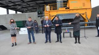 Пловдив със своя компостираща инсталация за зелени и биоразградими