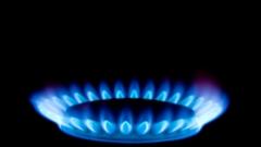 Природният газ в Европа поскъпна с 40% от началото на годината