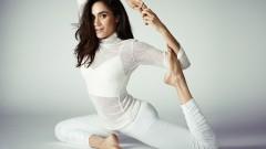 Меган Маркъл е спец в йогата