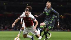 Арсенал изпълни своята задача, Спортинг ще трябва да се потруди още малко