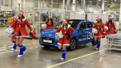 Новото поколение Hyundai i30 стъпи на конвейера (ВИДЕО)