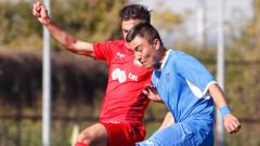 Левски и ЦСКА не се победиха при юношите до 19 години
