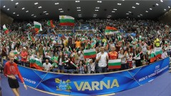 България срещу Полша от 20:40 часа във Варна