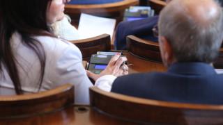 Депутатите актуализираха бюджета заради изтребителите