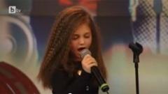 Крисия спечели конкурса на Слави
