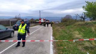 Мъж загина при катастрофа в Благоевград