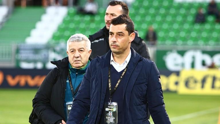 В Първа лига: Берое на Томаш няма гол срещу Лудогорец в Разград