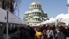 Фермерски пазар в София всеки месец