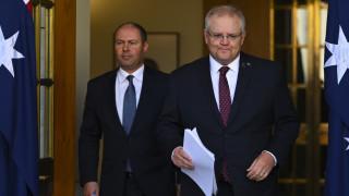 Австралия очаква рекордно 10% свиване на БВП