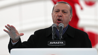 """Ердоган категоричен, че Турция няма да """"заиграе по свирката"""" на терористите"""
