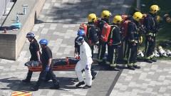 65 души са спасени от горящата сграда в Лондон, 12 са жертвите