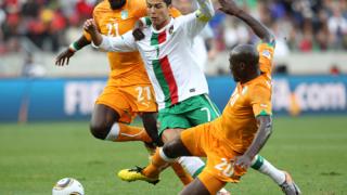 Кот д'Ивоар и Португалия извъртяха 0:0