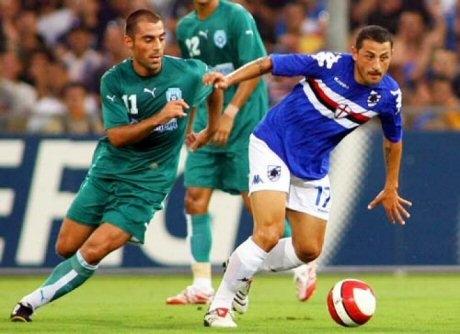 Сампдория победи Черно море с 1:0 в 90-ата минута