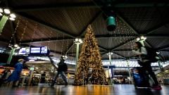 Стрелба на летището в Амстердам по мъж, размахвал нож