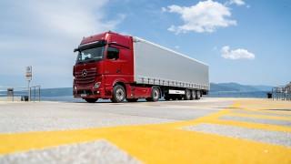 Най-модерният камион в света с българска технология в кокпита