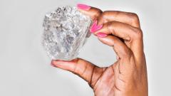 Цените на диамантите се възстановяват, но най-малките скъпоценни камъни не се радват на успеха