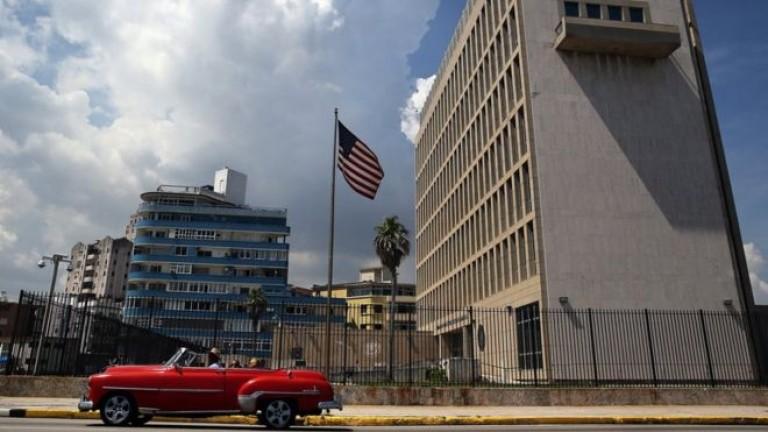 "16 пострадали американски държавни служители при ""звукова атака"""