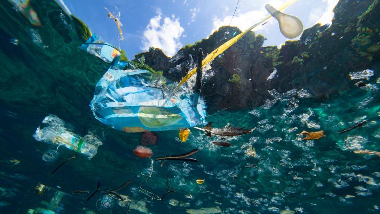 Количеството изхвърлена пластмаса в Средиземно море ще се удвои до 2040-а