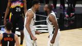 Милуоки навакса пасив от 16 точки и е на победа от титлата в НБА