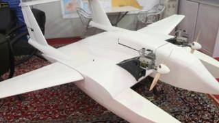 Иран разработи дрон камикадзе