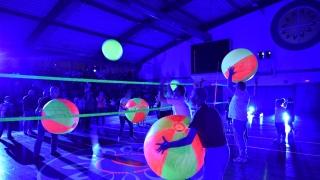 За първи път в България организираха турнир по нощен волейбол (СНИМКИ)
