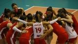 ЦСКА победи Левски с 3:2 в женското волейболно първенство