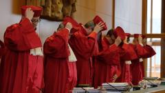 Антитерористичното законодателство в Германия - отчасти противоконституционно