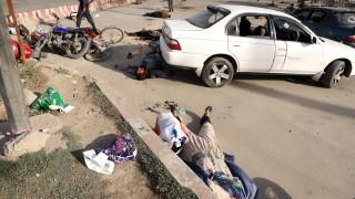 """""""Ислямска държава"""" пое отговорност за атентатите в Афганистан"""