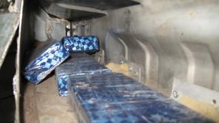 Откриха 5 кг хероин в тайник на кола на ГКПП-Видин