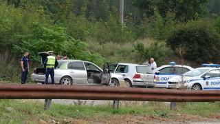 Задържаха известни наркотрафиканти край Благоевград