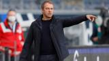 Разногласията между Флик и Салихамиджич изглеждат непреодолими, треньорът напуска Байерн