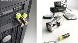USBCELL – батерии с USB порт