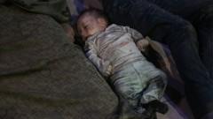 Руското военно министерство очаква обективно разследване на обгазяването в Сирия
