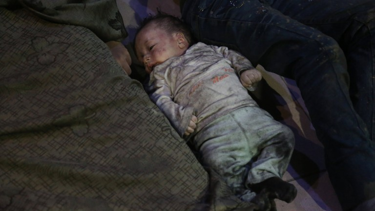 ОЗХО: В сирийския Дума е използвано химическо оръжие
