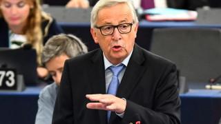 ЕС не се опитва да задържи Великобритания, увери Юнкер