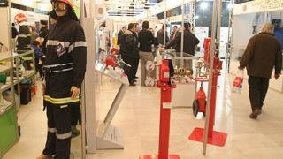 """Нов тип средства за защита показва Румен Петков на """"Security"""" 2007"""