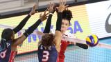 """Резултати от кръг №14 на дамската волейболна """"Лига на нациите"""""""