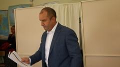 Президентът призова България да гласува