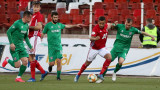 ЦСКА - Ботев (Враца) 2:0, голове на Юрич и Кери