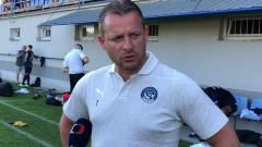 Треньорът на Словачко: Силите са изравнени