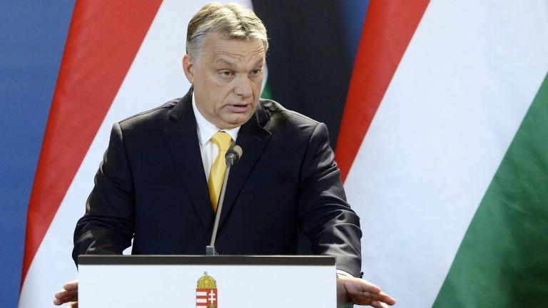 """Орбан """"скочи"""" на ЕС заради евреите"""
