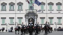 Първото антиелитистко правителство в Западна Европа положи клетва в Италия