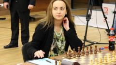 Стефанова пета на Световното по блиц шахмат