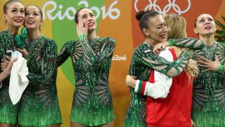Бронз за ансамбъла ни в Рио - много емоции и сълзи от радост!