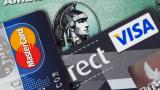 Британците вече плащат по-често с карта, а не в брой