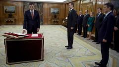 Социалистът Педро Санчес положи клетва като премиер на Испания