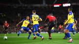 Манчестър Юнайтед победи Саутхемтпън с 3:2